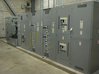 Wisconsin Custom Industrial Electrical Substation