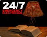Emergency Electrician near Milwaukee WI