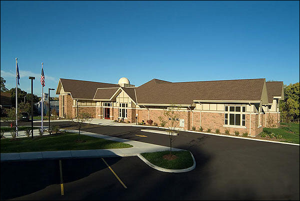 Pewaukee Public Library Renovated by Electrical Contractors