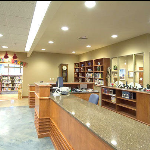 New Lighting System inside Pewaukee Children's Library