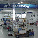 AS9100 Certified Facility Electrically Engineered by Milwaukee Contracting Firm