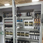 Industrial Panel Built and Designed by Electrical Engineers