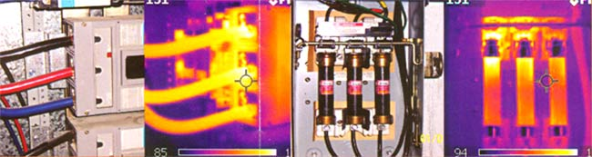 Wisconsin Infrared Thermography Electrical Equipment Testing ...